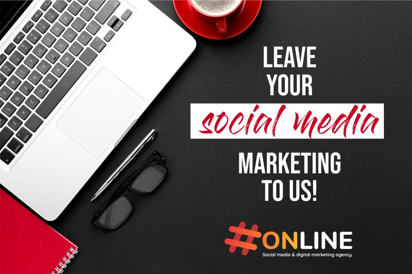 Leave your social media marketing to us
